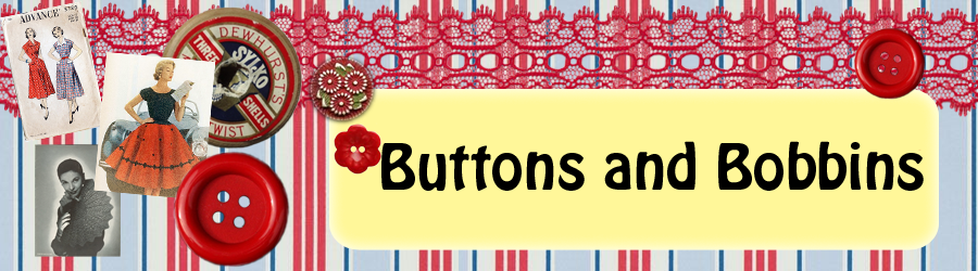 Buttons and bobbins
