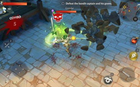 Screenshot Dungeon Hunter 5