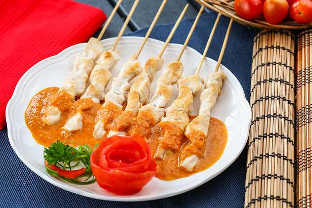 Resep Mudah Sate Taichan dengan Sambal Cabai