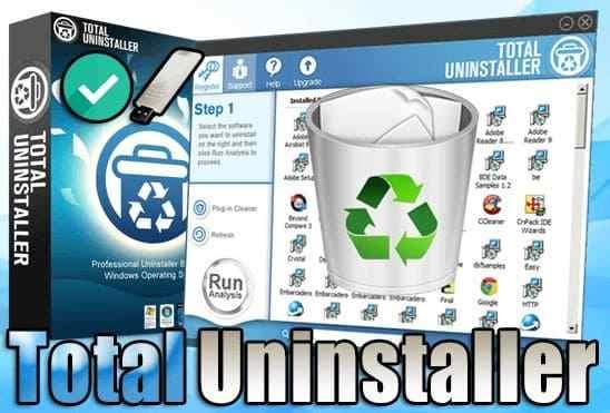 تحميل برنامج Total Uninstaller 7.0.0.600 Portable نسخة مجمولة مفعلة اخر اصدار