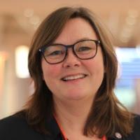 Ellen Dalen, 2. nestleder, NTL. Foto NTL