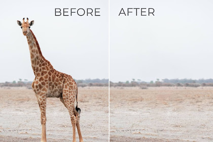 Cara Menghilangkan Objek Dengan Mudah di Photoshop Terbaru 2020