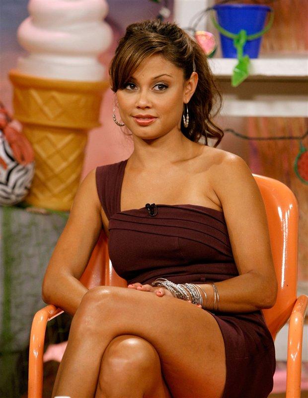 Messy Celebrity Polls: Vanessa Minnillo Springbreak dare