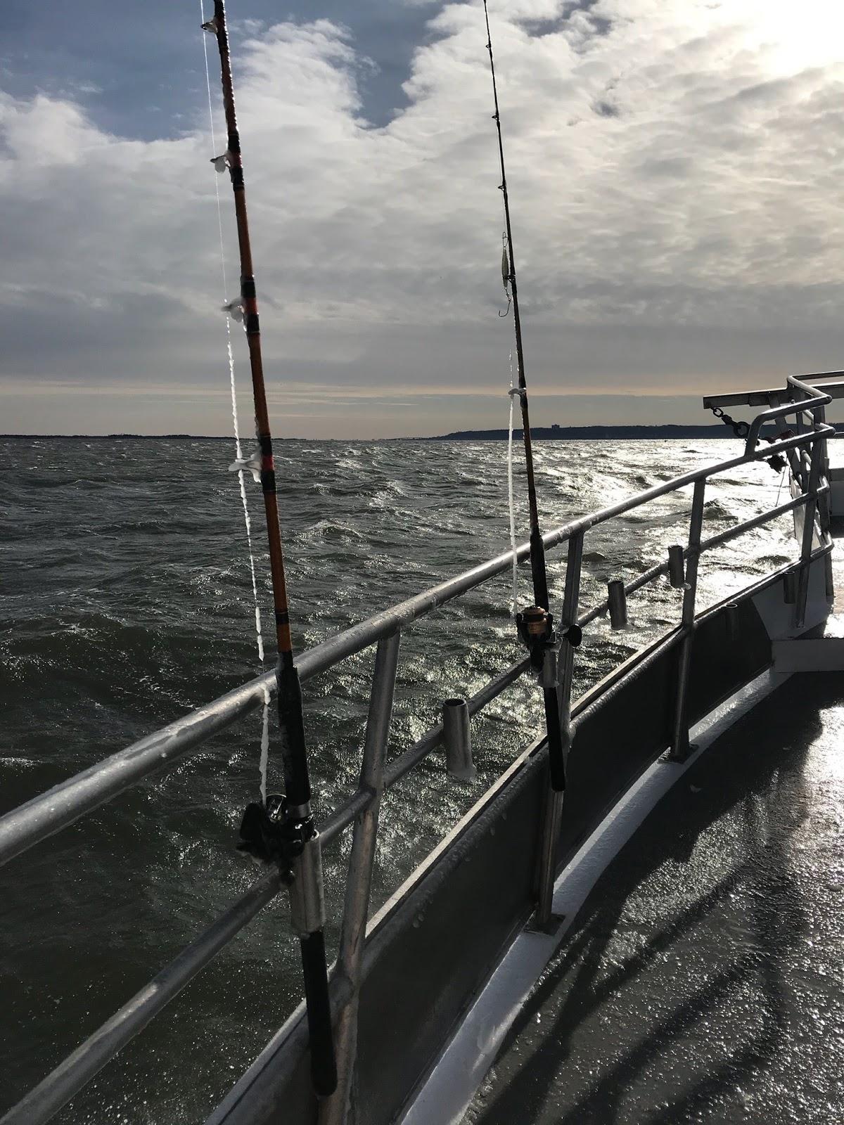Nj salt fish 2017 12 26 seahunter atlantic highlands for Atlantic highlands fishing report