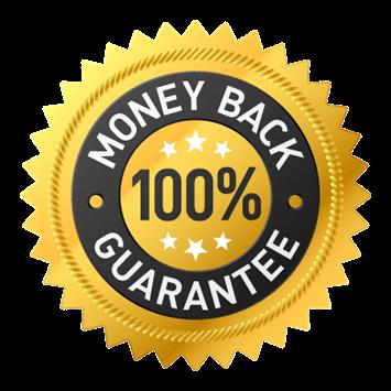 No Risk - 30 Days Money Back Guarantee