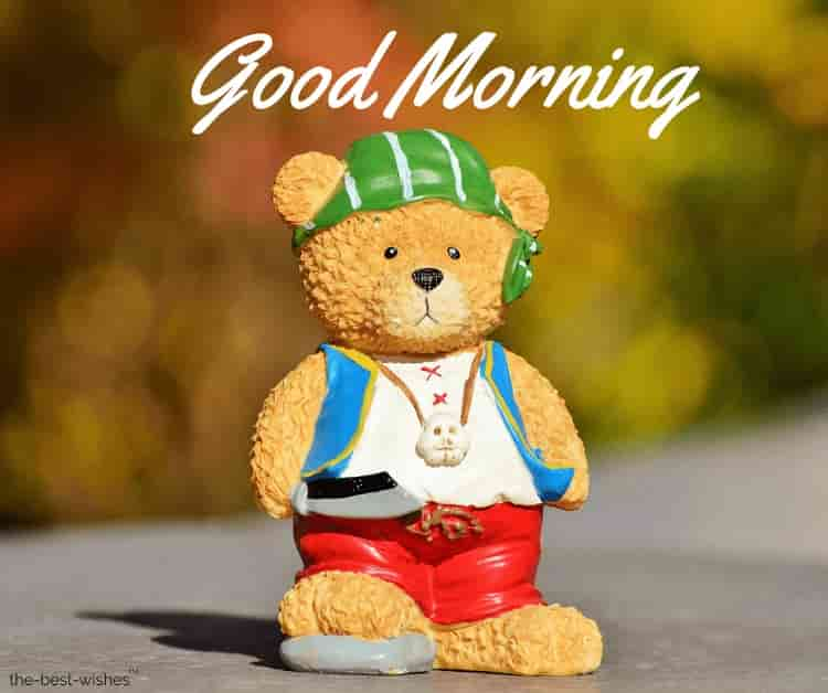 Good Morning Teddy Bear Photo Collection Cute Good Morning Teddy