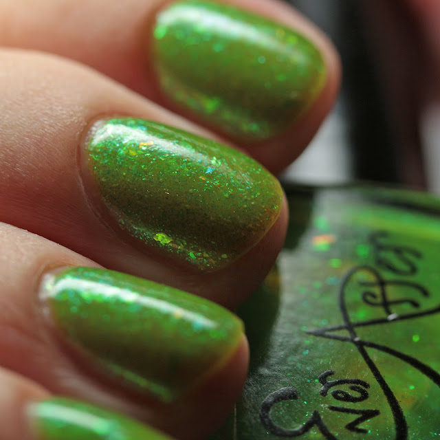 Ever After Polish Limearita
