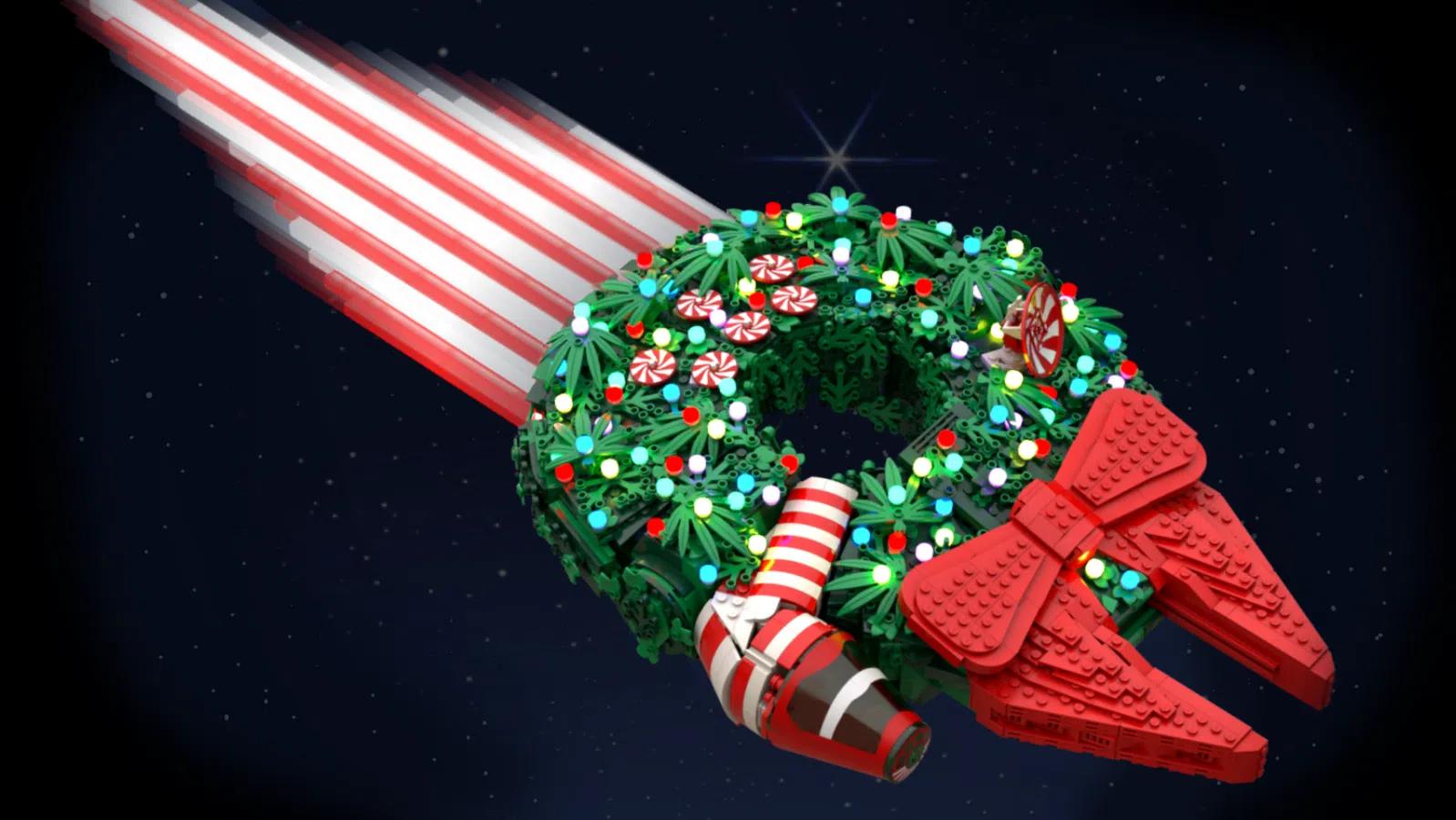 結果発表!レゴアイデア『クリスマスxスター・ウォーズ』コラボ作品コンテスト!豪華賞品あり!(2020)