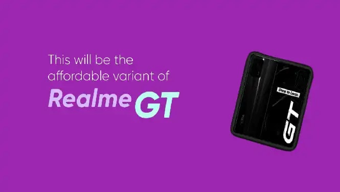 Realme GT Neo comes with the 1200 MediaTek high-end dimensity