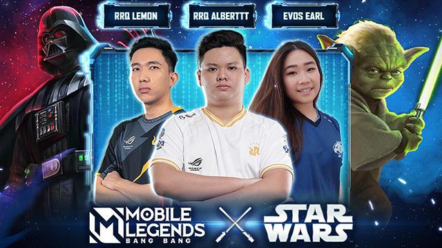 mobile legends star wars nimo tv
