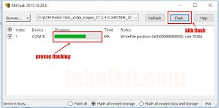 Install Ulang Xiaomi Redmi 3
