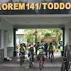 Keliling Kota Bone Danrem 141/Tp,  Olahraga Bersama Dengan Bersepeda