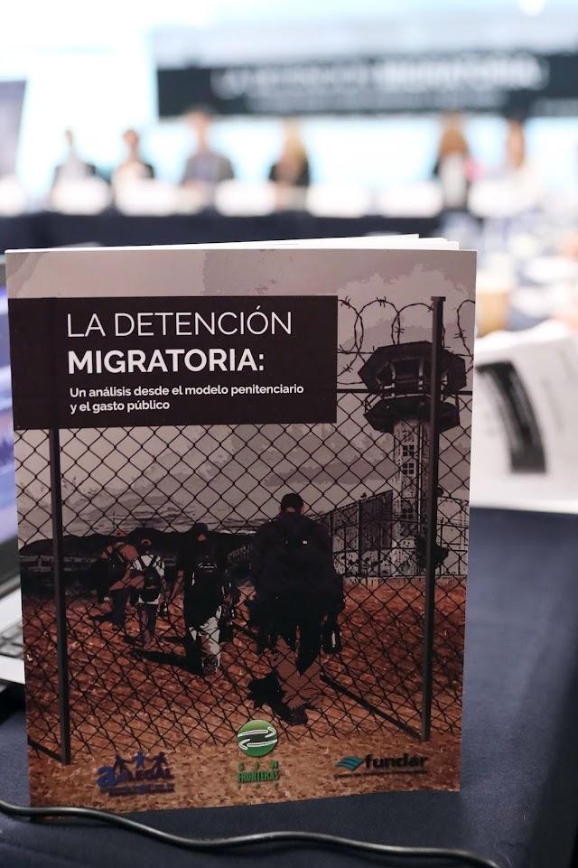 Presentan organizaciones informe sobre estaciones migratorias en México