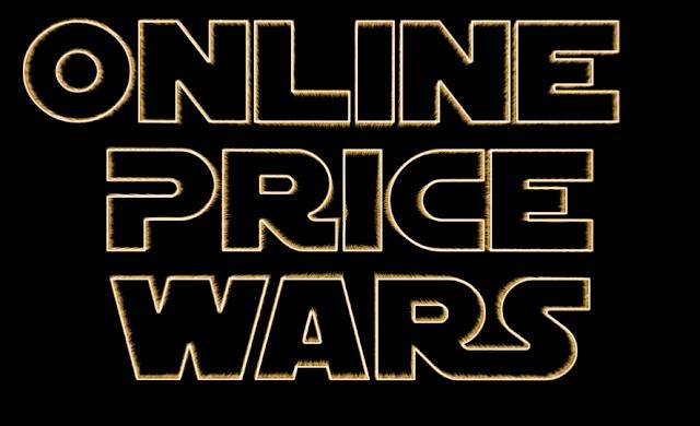 Online price wars