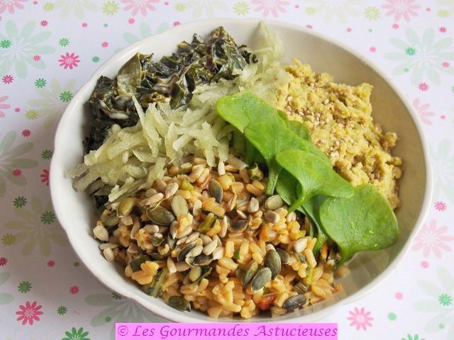 Comment faire un plat healthy ?
