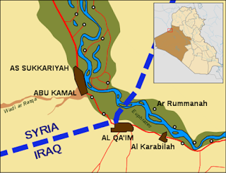 Iraq Launches Three-Pronged Security Operation on Border with Syria