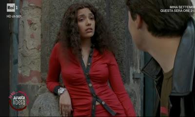 Serena Rossi 2003 rosafuria