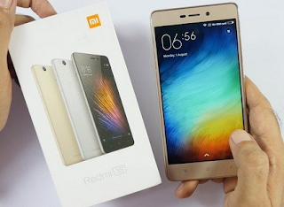 cara Flash Xiaomi Redmi 3S