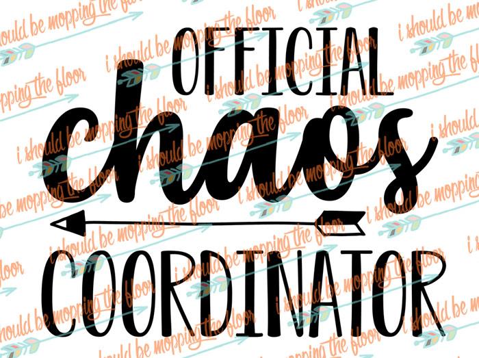 Free Chaos Coordinator Designs