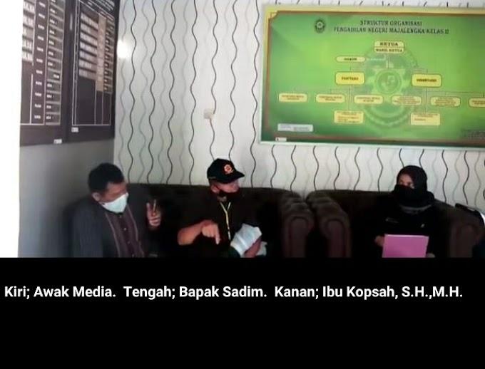"""Kuwu Palasah Surandi S. Kom. """"Semua Pejabat Kuwu Tidak Ada Yang Jujur Saya Juga Setor Ke Pengadilan"""""""
