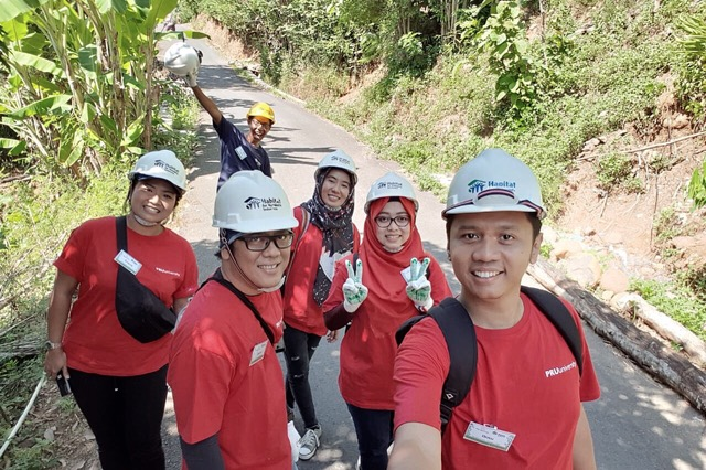 Pruvolunteer Prudential Indonesia