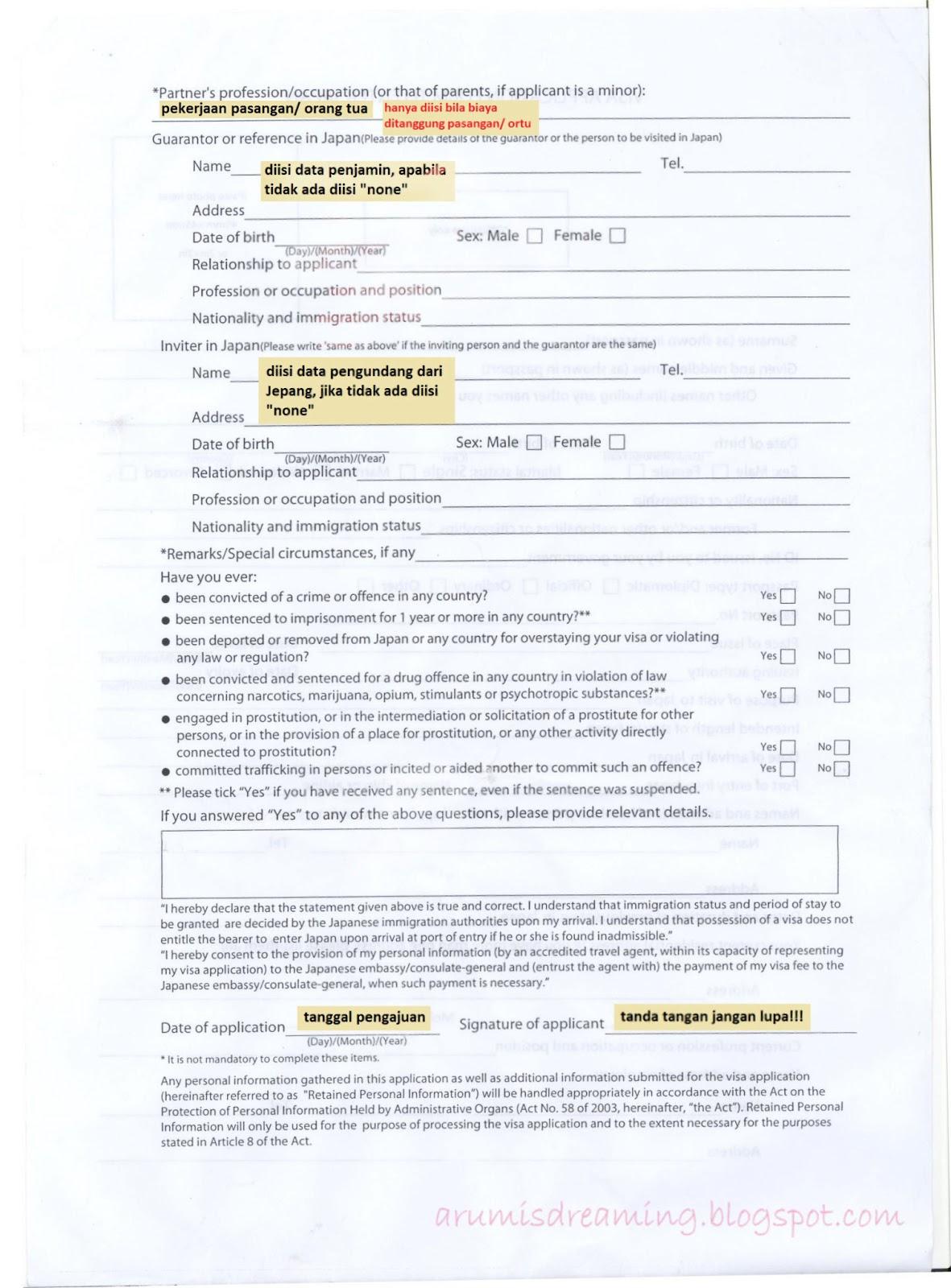 contoh surat bisnis jepang surat 29