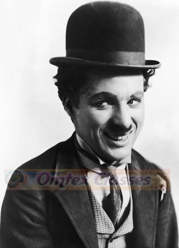 Charlie Chaplin was born on April 16, 1889, in London England.