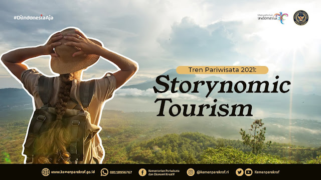 Storynomics Tourism
