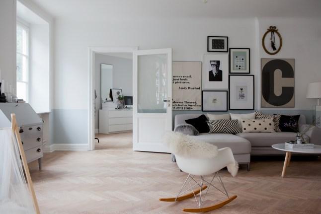 un hogar calido y acogedor con muchas ideas bonitas para