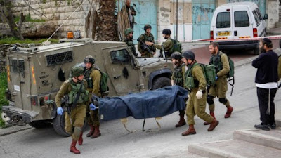 Israel prende soldado que matou palestino