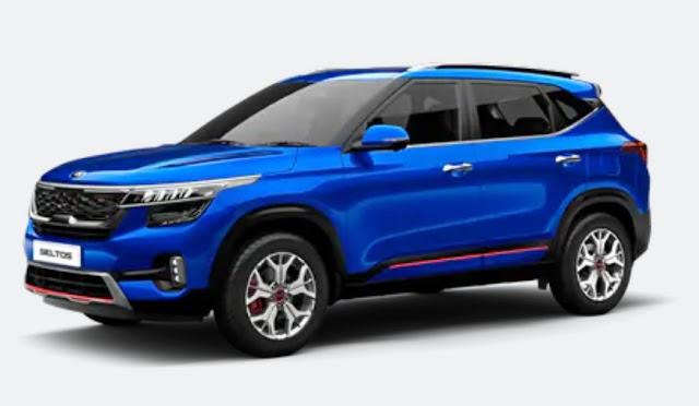 Kia motor increase price her Seltos SUV.