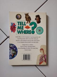 7 Tell Me Where? by Chancellor Press
