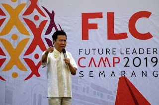 Acara Puncak Future Leader Camp 2019
