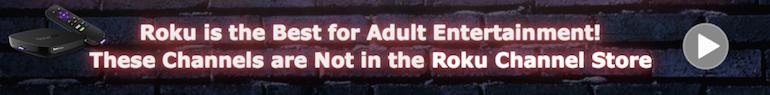 Adult Roku Porn Channels