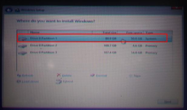 Tutorial Instal Windows Lewat Flashdisk