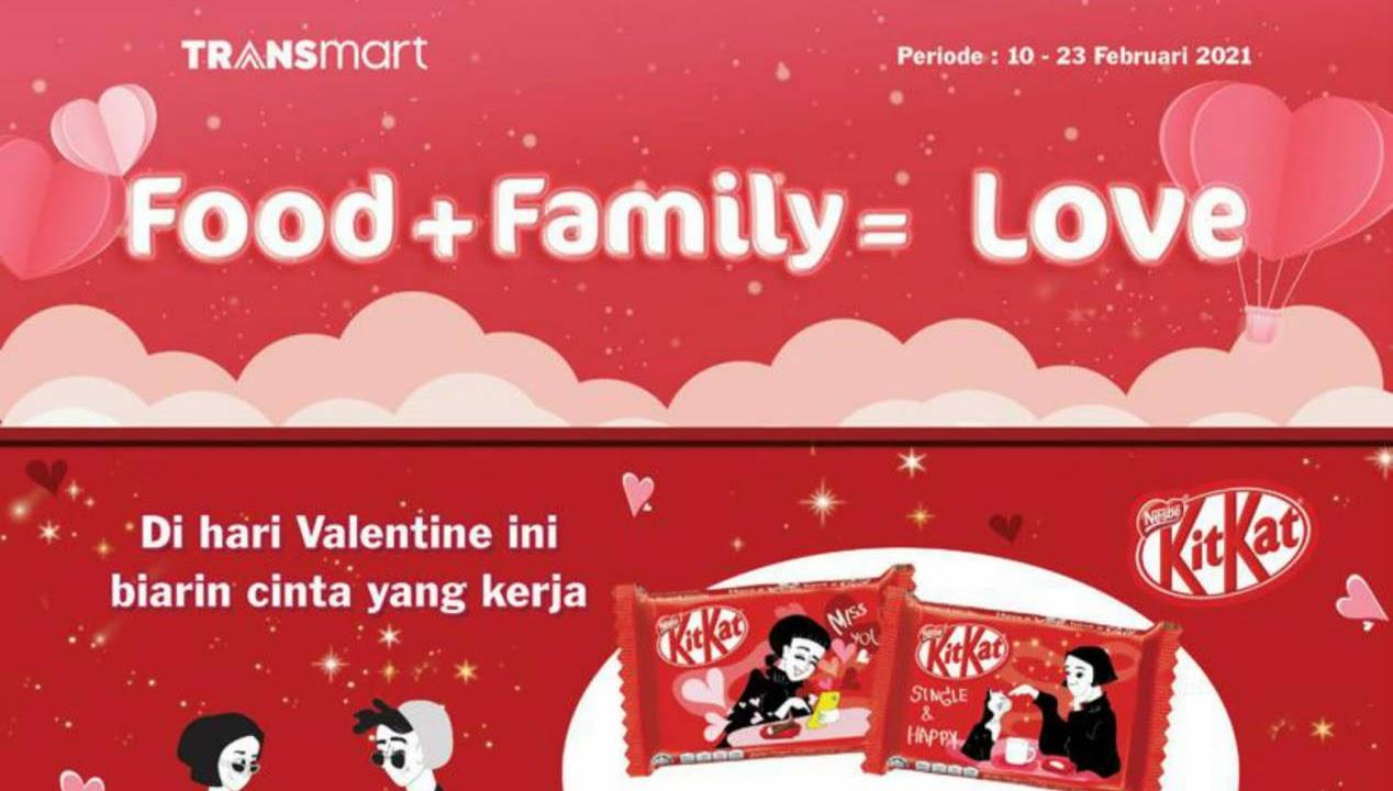 Katalog Promo Carrefour Transmart 24 Februari 9 Maret 2021 Scanharga