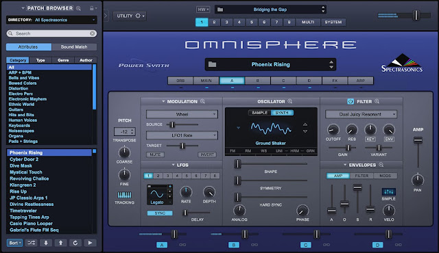 Imagem Spectrasonics - Omnisphere 2.5