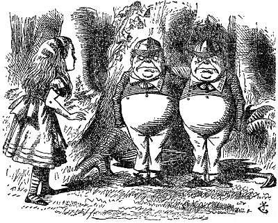 Livres de malice lewis carroll de l 39 autre c t du miroir for De l autre cote du miroir