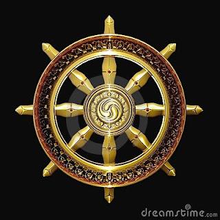 Çakra,yaşamın sürekliliği ve devamlılığı sembolü