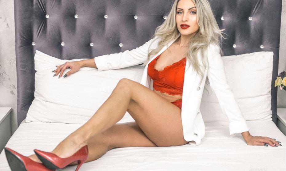 JessycaPike Model GlamourCams