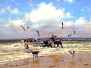 Our September inspiration come to you from Robert Hagan with Big Guns.