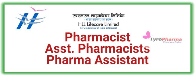 Pharmacist-job-at-hll-limited