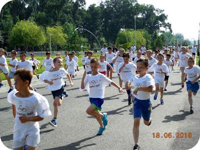 Cum a fost la Olympic Day Craiova