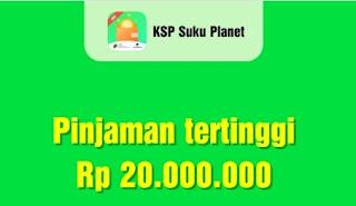 ksp suku planet pinjaman online