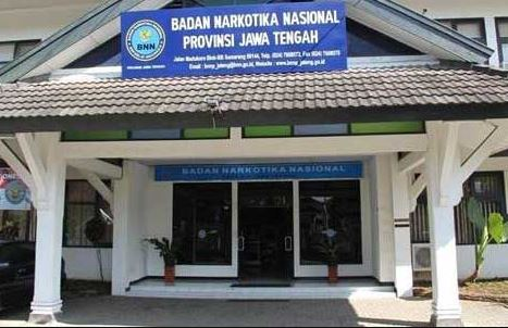 Alamat Lengkap dan Nomor Telepon BNN Kabupaten/Kota se-Jawa Tengah