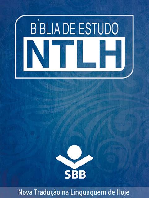 Bíblia de Estudo NTLH Nova Tradução na Linguagem de Hoje