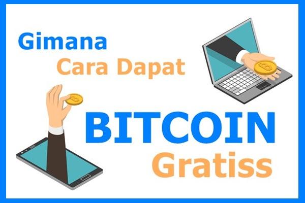 6 Cara Termudah Mendapatkan Bitcoin Gratis Dengan Cepat!