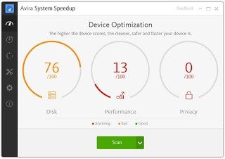 Avira System Speedup Pro 4.14.0.7702 Multilingual Full Crack