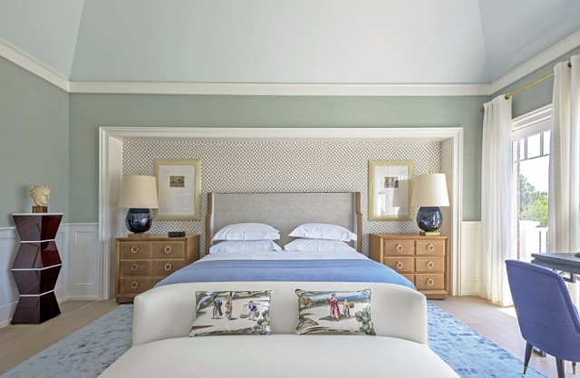 DESIGN A QUIET BEDROOM WILL FUEL YOUR LOVE FROM THE BLUE