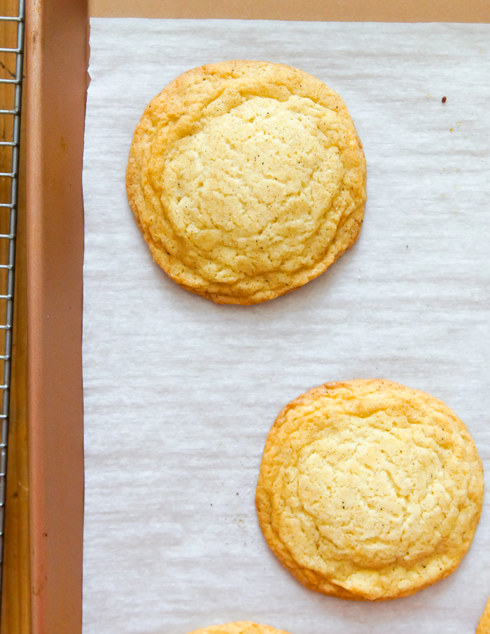 Chinese Five-Spice Powder Snickerdoodles